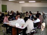 セミナー:真剣に取り組むグループ単位での意見交換