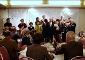 生きがいサロン:終了後の楽しいひと時「懇親会」