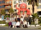 健生ウォーキング:日間賀島への知多四国巡拝