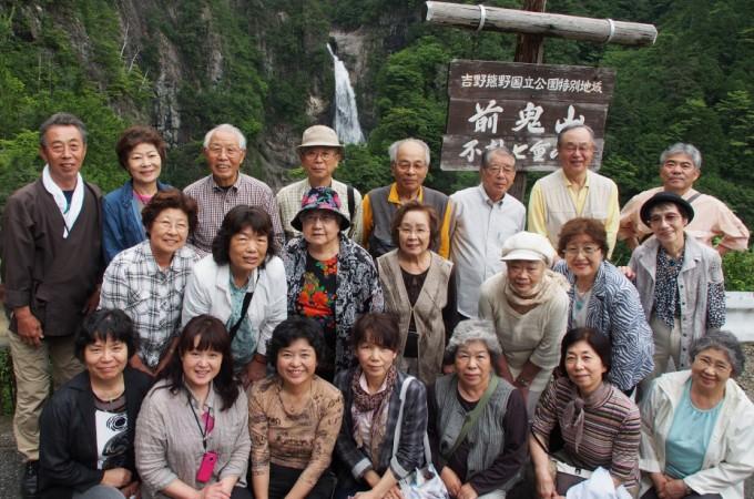 平成24年6月13日 奈良県南部への親睦旅行