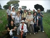 昭和記念公園ウオーキング