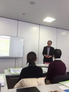 宮川さん講義